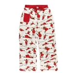 Lazy One Junior's Almoose Asleep Yoga Pant