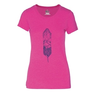 Meridian Line Women's Feather Lite Triblend T-Shirt