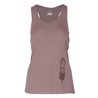 Meridian Line Women's Feather Lite Racer Back Tank Top