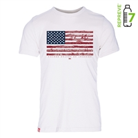 Meridian Line Men's US of Awesome Repreve 50/50 T-Shirt