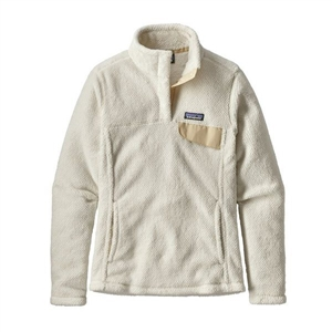 Patagonia Women's Re-Tool Snap-T Fleece Pullover Top