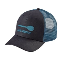 Patagonia Men's Live Simply Spork Trucker Hat