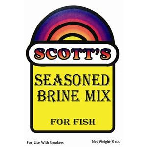 Scott's Season Brine Mix for Fish