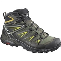 Salomon Men's X Ultra 3 Mid GTX Hiking Shoes