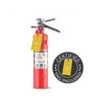 2.5 lb ABC Dry Chemical Extinguisher