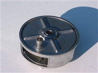 Cast Wire aluminum wire reel