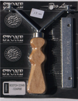 Stone Mfg. Fur Comb