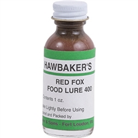 Hawbaker's Fox Food Lure 400