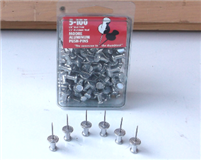 #5 Moore's Push Pins