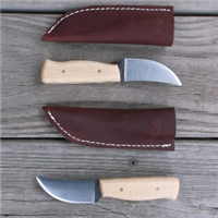 Post small drop point skinner