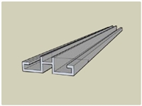 glazing-bar-base-for-splicing-polycarbonate-roofs