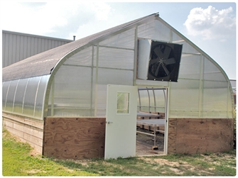 18 x 48 Freestanding Greenhouse