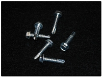 Self-Tapping Tek Screws