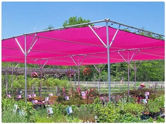 Shade Structure- 10' Width