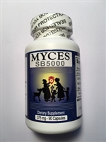 Myces SB 5000 Cultured Goat Milk Kefir Probiotic, Best Unique Whole Food Probiotic, best probiotic, best gut restoration, best immune support, more than a probiotic, health restoration, raw food kefir probiotic, best raw kefir, best, raw, food, gut help