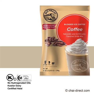 Photo of Coffee Flavored Ice Drink Mix by Big Train