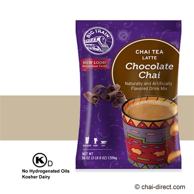 Photo of Chocolate Chai Flavored Latte Mix by Big Train