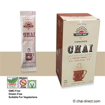 Photo of Cinnamon Sweetened Chai Latte Mix by Vedic Mix