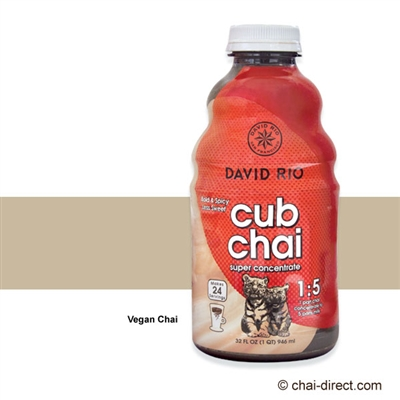 Photo of Cub Flavor Super Liquid Concentrate Chai by David Rio