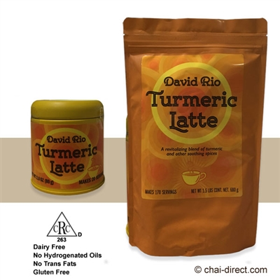 Photo of Turmeric Latte Mix by David Rio