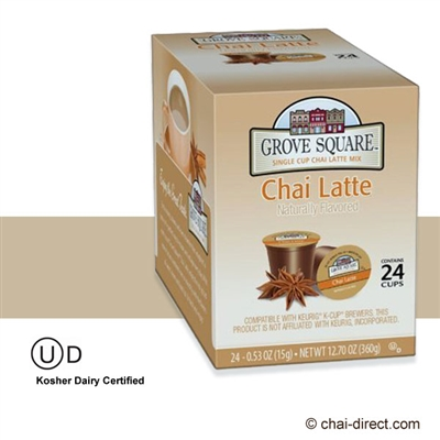 Photo of Chai Latte Flavored K Cups by Grove Square