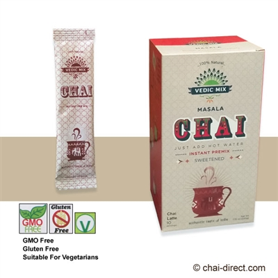 Photo of Masala Sweetened Chai Latte Mix by Vedic Mix