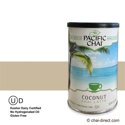 Photo of Coconut Chai Latte Mix by Pacific Chai