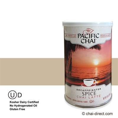 Photo of Decaf Spice Chai Latte Mix by Pacific Chai