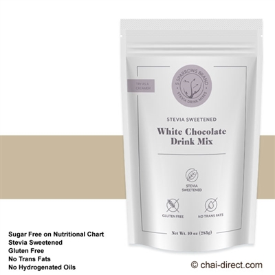 Photo of Sugar, Guten and Dairy Free White Chocolate Mix by 5Sparrows