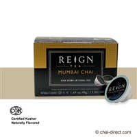 Photo of Mumbai Chai Tea Loose Leaf K Cups by Reign
