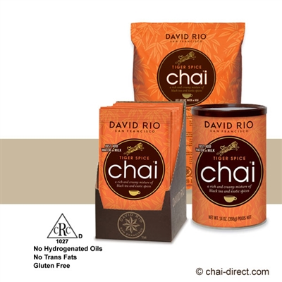 Photo of Tiger Spice Chai Latte Mix by David Rio