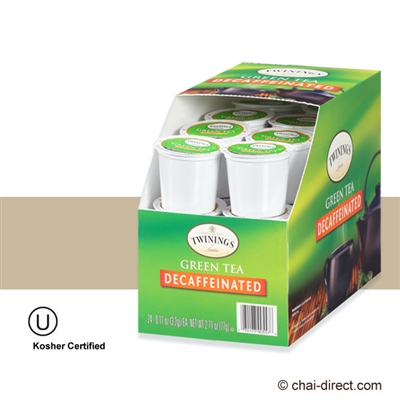 Photo of Decaf Green Tea K Cups by Twinings of London