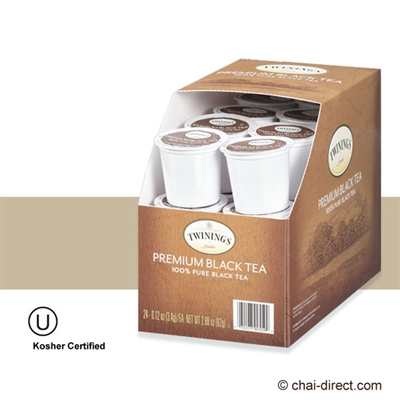 Photo of Premium Black Tea K Cups by Twinings of London