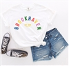 Brookhaven Multi Color tee