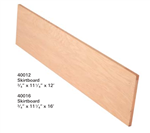 Crown Heritage Risers & Skirtboard Stair Parts 40012: Skirt-board | Stair Part Pros