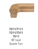 Crown Heritage Stair Parts - 7011 Quarter Turn Handrail Fittings | Stair Part Pros