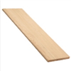 Crown Heritage Stair Parts 8070SG: Stain-Grade Plain Tread | Stair Part Pros