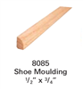 Stair Moldings, Brackets, & Rosettes 8085: Staircase Shoe Molding  | Stair Part Pros