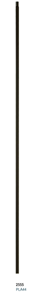 "C2555: 44"" Plain Square Baluster"