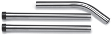 38mm 3-piece Stainless Steel Tube Set