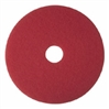 "17"" Red Pads (Buff) (5x)"