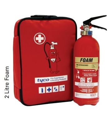 SFS' Multi Purpose Safety Kit- 2 Litre Foam