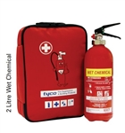 SFS' Multi Purpose Safety Kit- 2 Litre Wet Chemical