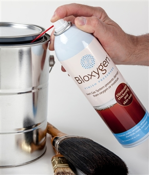 Bloxygen paint and varnish preservative
