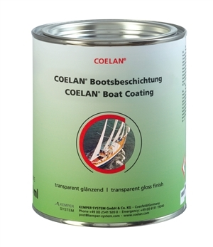 COELAN Boat Coating