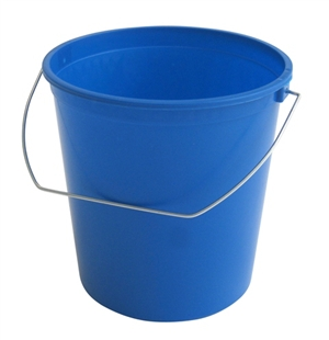 Argee Heavy Duty Plastic Bucket with Handle 2 1/2 Quart