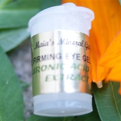 Extreme Firming Eye Gel - Hyaluronic Acid & Algae Extract (Sample)
