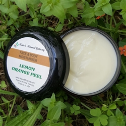 Moisturizer - Lemon Orange Peel