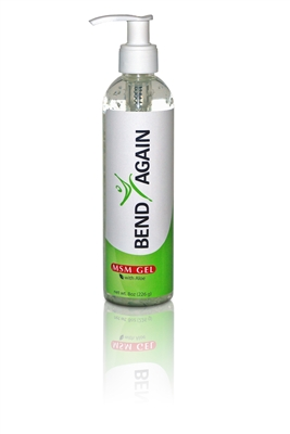 Bend Again MSM Gel (8 oz.)