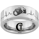 EKG Tungsten Ring